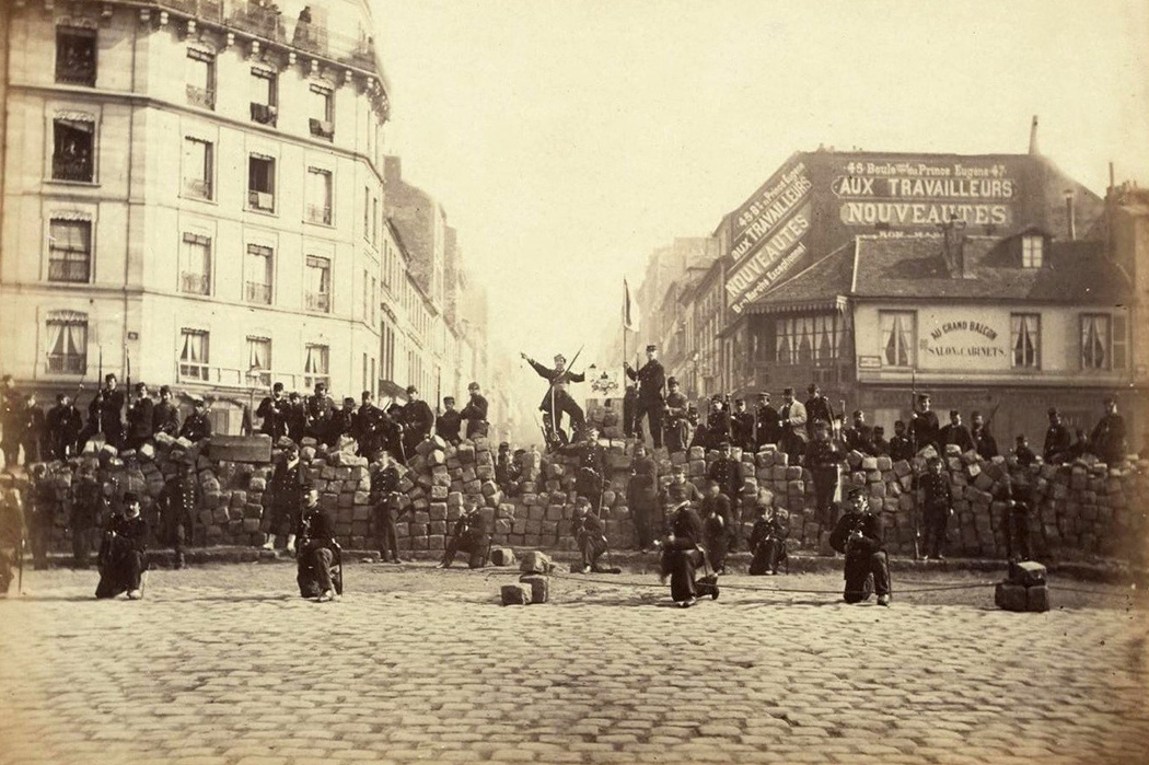 The Fancy Concerts of the Paris Commune | JSTOR Daily