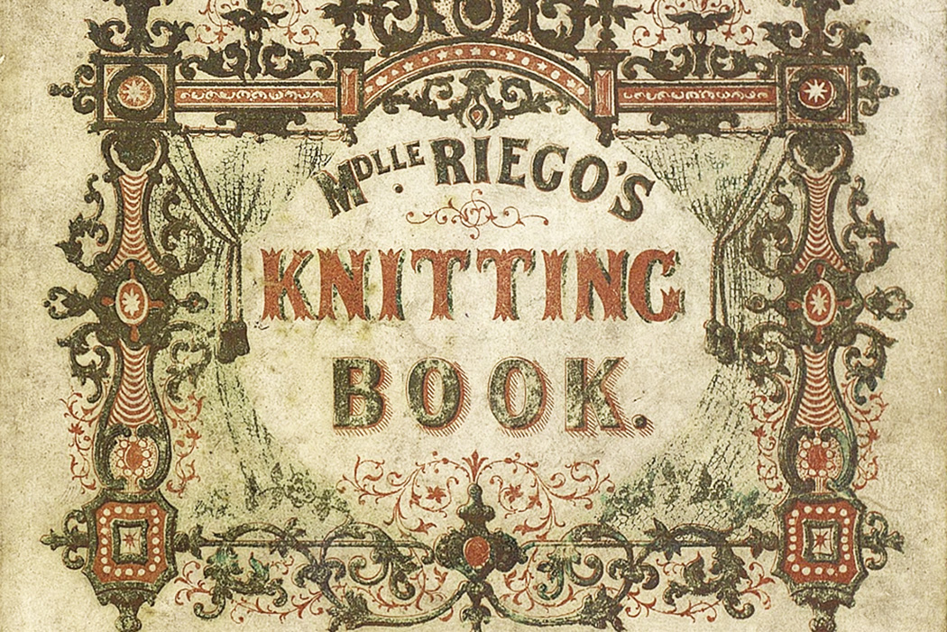 Victorian Knitting Manuals Collection | JSTOR Daily