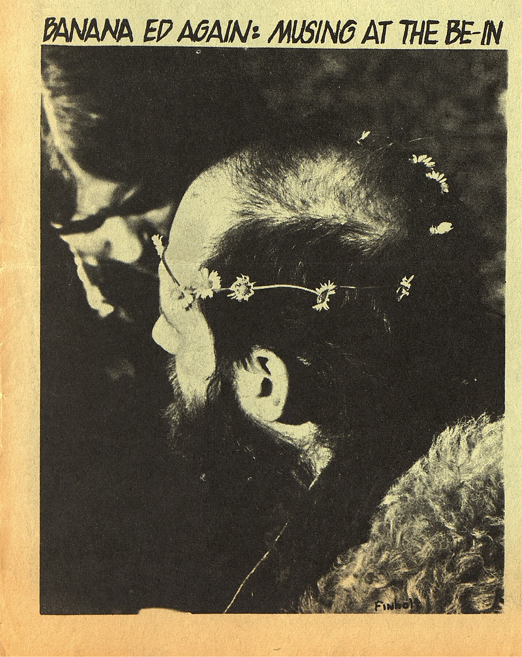 From page 8 of the April 13, 1967 issue of Helix