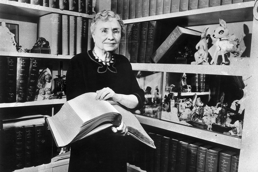 What Does It Mean to Call Helen Keller a Fraud? | JSTOR Daily