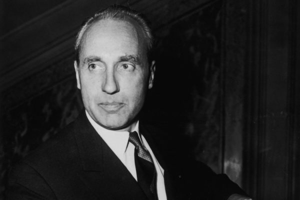 Maurice Papon, 1958
