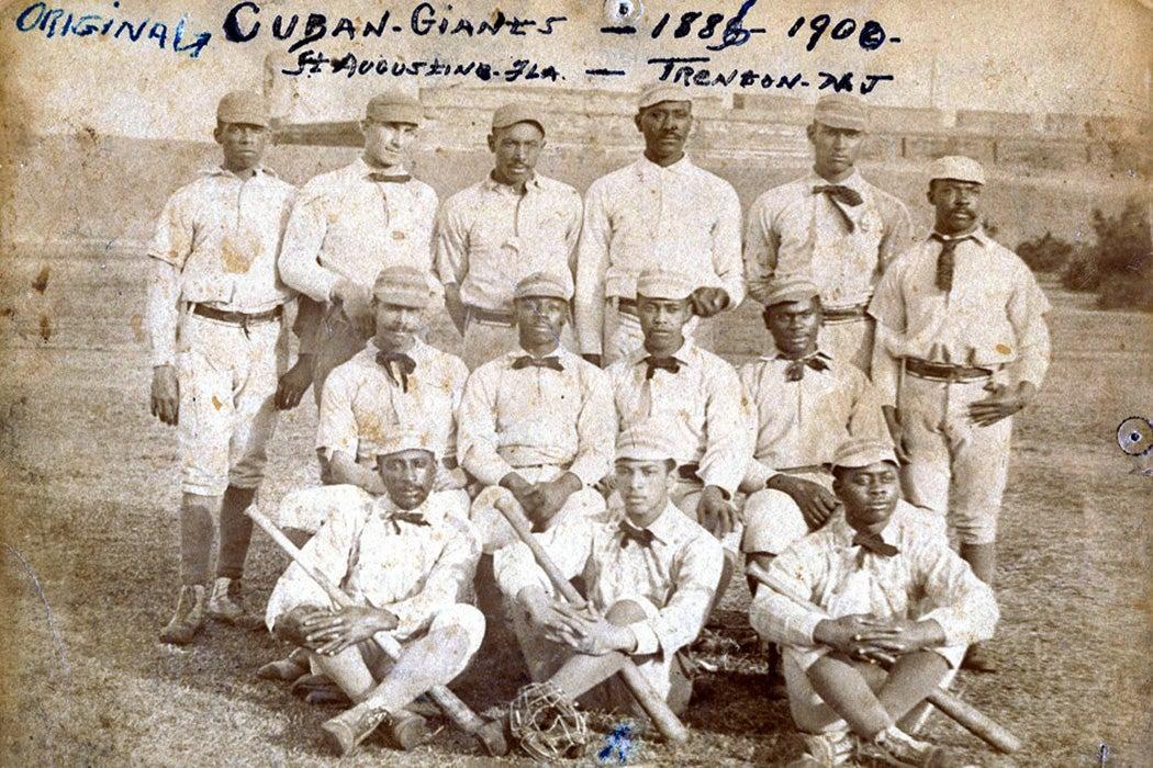 1885-86 Cuban Giants