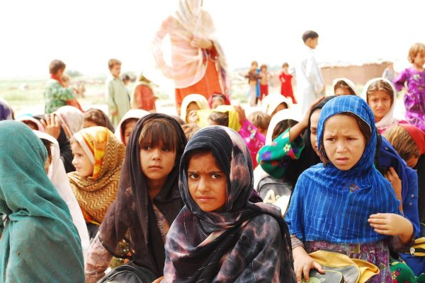 Afghan Refugees Settlement I-12