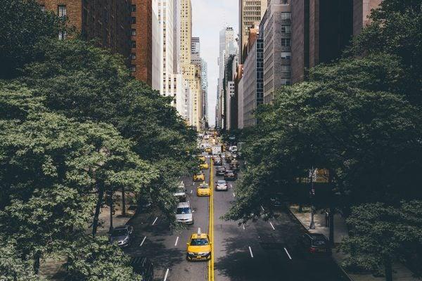 42nd Street in Manhattan, New York