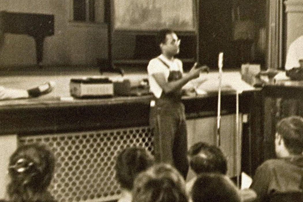 Bob Moses at Mississippi Freedom Summer, 1964