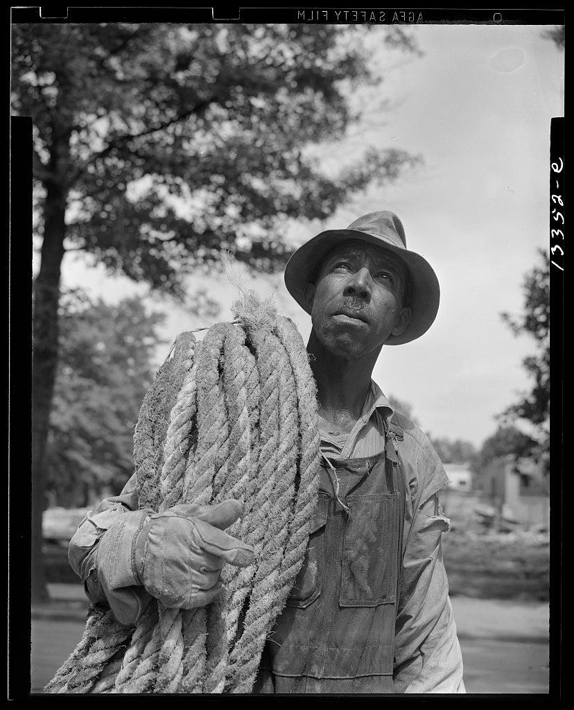 Washington, D.C. Construction workman