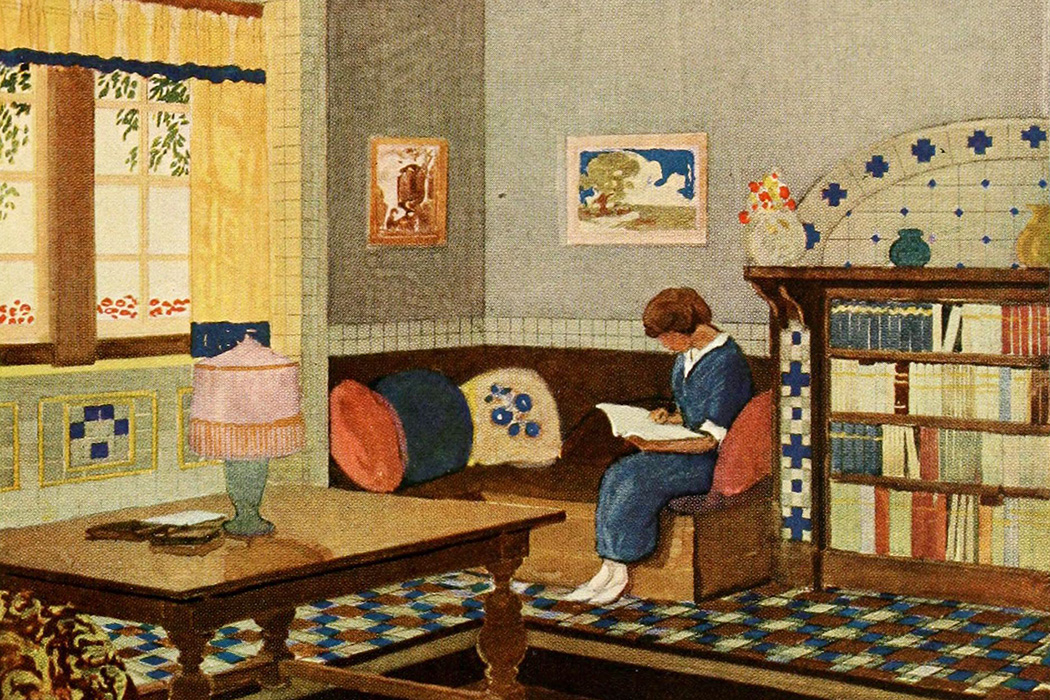 From Home Suggestions, 1921