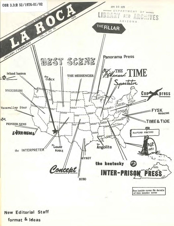 La Roca, January/February 1976