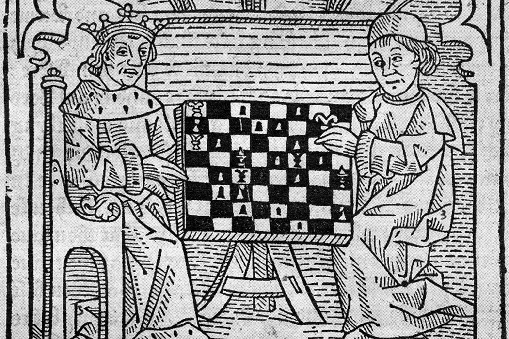 Knights and Kings: Medieval Chess as Male Bonding - JSTOR Daily