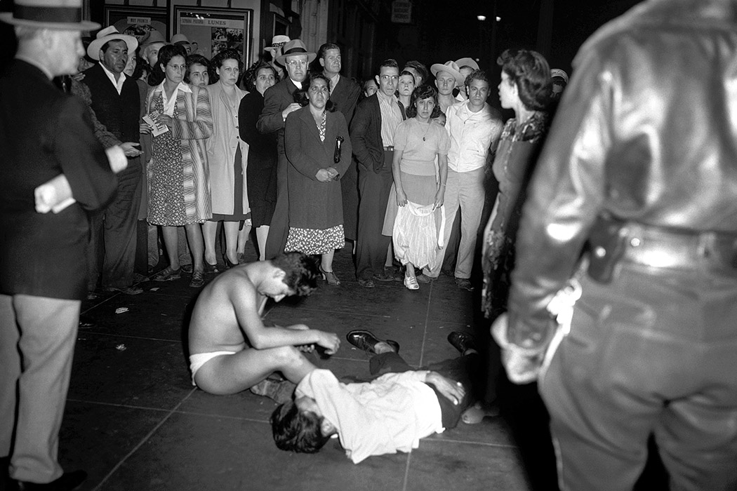 Victims of the Zoot Suit Riots